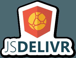 jsDelivr logo